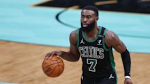 Celtics' Jaylen Brown done for the season with wrist injury