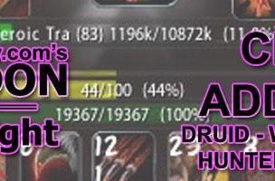 AddOn Spotlight: Warrior, rogue, druid, hunter addons