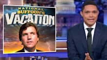 Trevor Noah Hits Fox News Hosts Over The Suspicious Timings Of Their Vacations