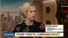 How Companies Navigate Trump's Tweets, Trade Tariffs