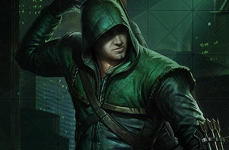 Get a free Infinite Crisis Green Arrow skin via Facebook