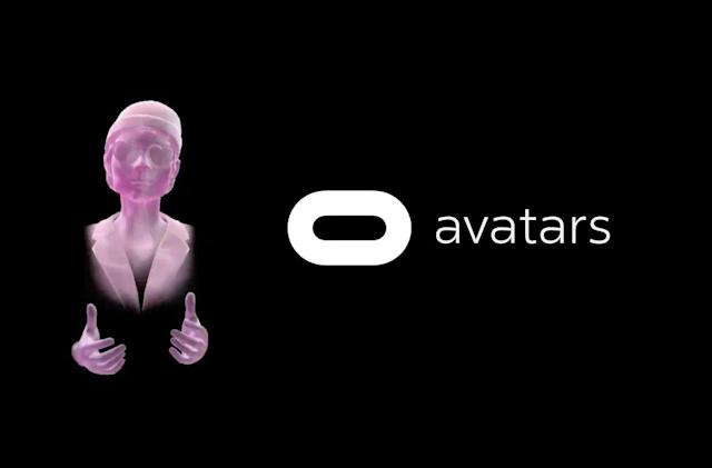 Customize your appearance in VR with Oculus avatars