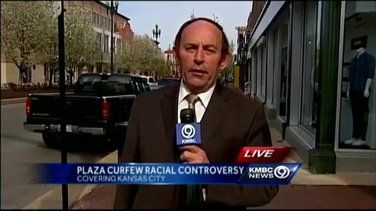 Race emerges as issue in Plaza curfew debate