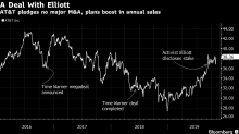 AT&T Defuses Elliott's Activist Push With Three-Year Plan