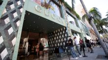 Kering rides luxury rebound as Gucci steams ahead