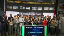 Kirkland Lake Gold Ltd. Opens the Market