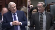 They're MPPs For Opposing Parties. They're Family. And They Get Along Great.
