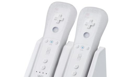 Sanyo releases new, Motion Plus-approved, contact-free Eneloop Wiimote charger