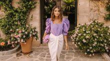 Cinco formas muy diferentes de llevar la falda pareo de Zara que tiene todo Instagram