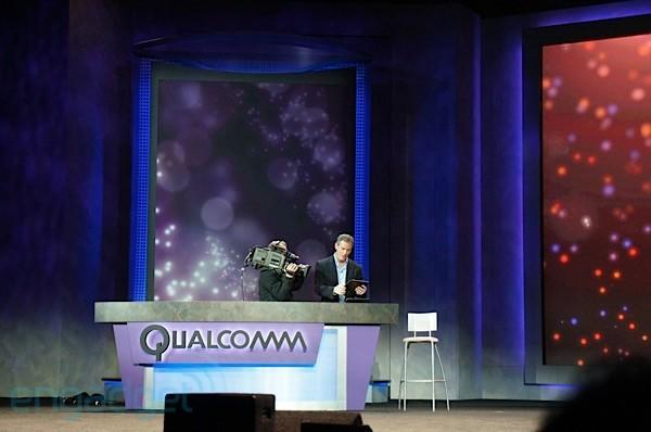 Qualcomm shows off Windows 8 running on an LTE-equipped Snapdragon