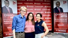 Young Canadians are getting out the vote — even if they can't cast a ballot themselves