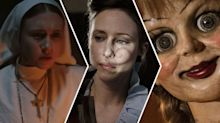 The Conjuring Universe movies - ranked