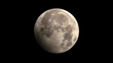 Starwatch: a subtle shadow on the face of the moon