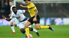 Star barber's Wembley visit doesn't cut it for Dortmund chiefs