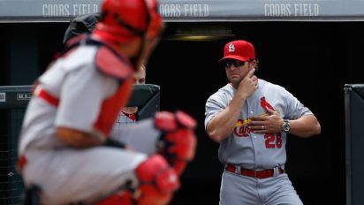 Yadier Molina calls out manager Mike Matheny on Instagram