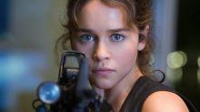 Emilia Clarke se siente aliviada de que Terminator: Génesis haya fracasado