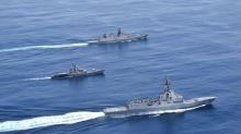 Indian Navy Conducts Exercises with Russia and 'Quad' Countries to Counteract China's Footprint in Indo-Pacific