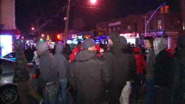 Protests continue over shooting of Brooklyn teen
