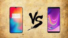 Samsung Galaxy A9 (2018) Vs OnePlus 6T: Is The Quad Cam Worth it?