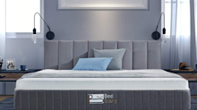 This 'outstanding' memory foam mattress is more than 30 per cent off - but only for today