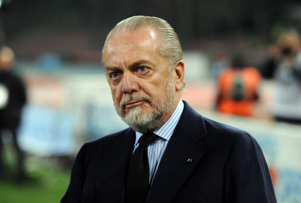 "Nicola Higuain stuzzica De Laurentiis: ""Godo a vederti quando segna Gonzalo"""