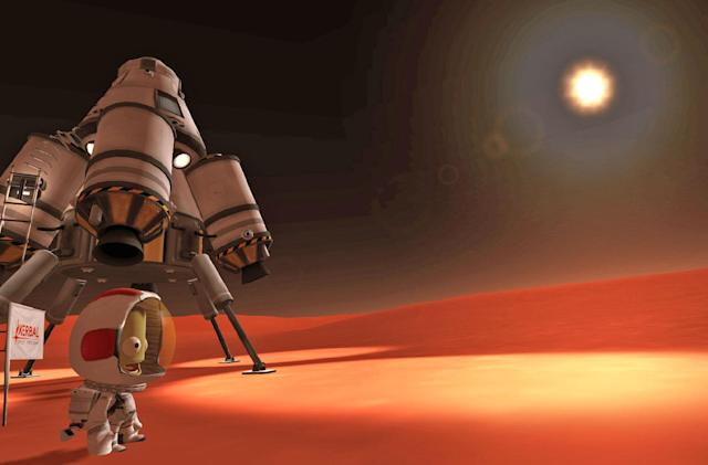 'Kerbal Space Program' expansion has you making your own missions