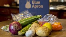 Blue Apron shares tumble