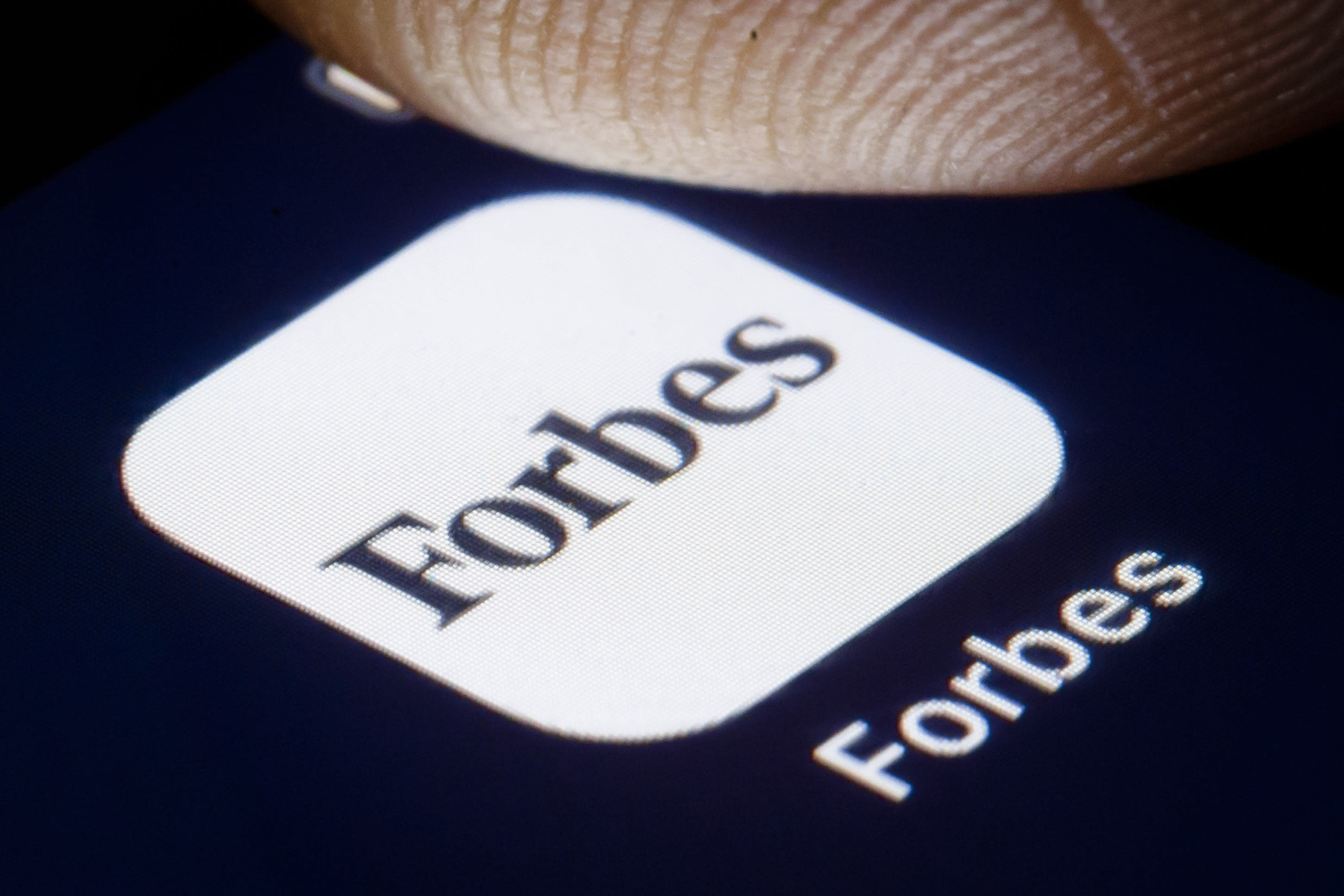 Forbes 'Innovative Leaders' list sends a 'sinister message': Branding expert