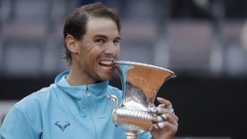 Fresh off win, Nadal excited for Roland Garros