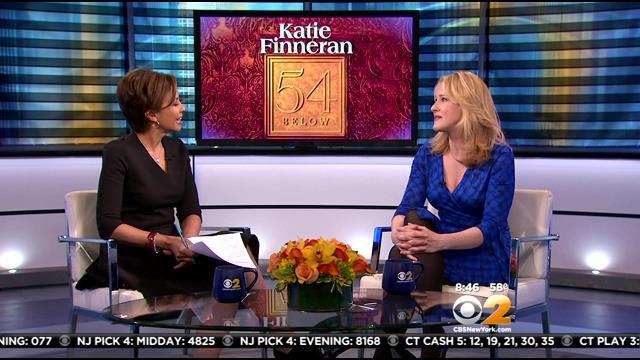 Actress Katie Finneran Talks About Latest Adventures In Musical Comedy