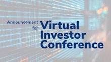 POET Technologies to Webcast at VirtualInvestorConferences.com on April 2nd