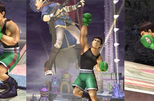 Punch Out's Little Mac to appear in Smash Bros. Brawl