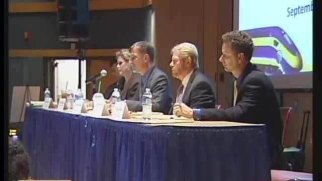 High Speed Rail Forum Comes To Answer Questions