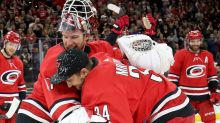 The Hurricanes Are Defying Conventional Goaltending Wisdom, Again