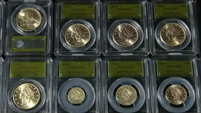 $10M Gold Coins May Be Linked to Heist