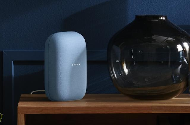 Google's latest smart speaker is the $100 Nest Audio