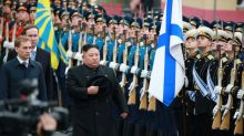 Putin e Kim se encontram em Vladivostok