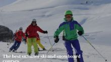 Where to ski in summer: the best glaciers for skiing