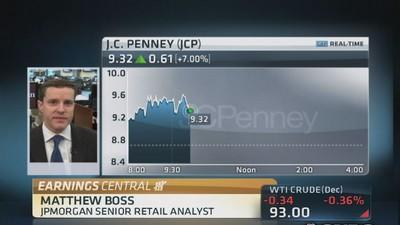 Eyeing JC Penney into 2014: Analyst