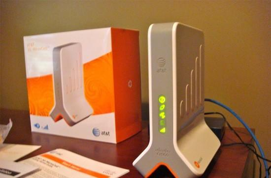 AT&T's 3G MicroCell tested and reviewed by Charlottean: yes, it works