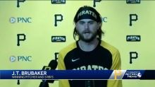 JT Brubaker pitches, hits Pirates to win over slumping Cubs