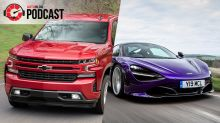 Silverados, Raptors and a 710 horsepower McLaren | Autoblog Podcast #542