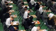 A-level maths paper 'leaked online' night before exam