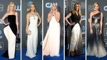 Lady Gaga leads ethereal fashion at the Critics' Choice Awards