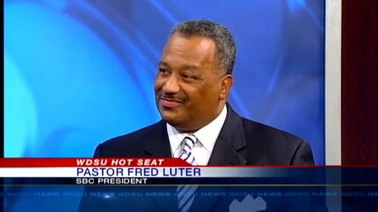 Hot Seat: Pastor Fred Luter (Part 2)