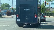 Amazon begins rolling out bigger UPS and FedEx-style delivery trucks