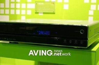 Daewoo DBD-8000 Blu-ray Player...and recorder?