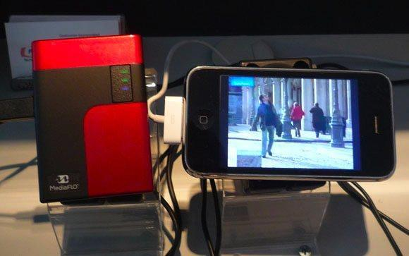 FLO TV for iPhone proof-of-concept caught in the wild