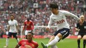 2:1 gegen Tottenham: Manchester United steht im FA-Cup-Finale