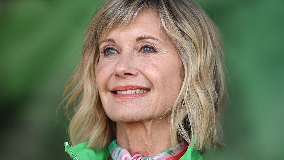 'I don't discuss prognosis': Olivia Newton-John on battling cancer for the third time